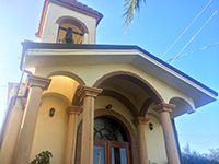 Chiesa di Camocelli Cultura Marina di Gioiosa Ionica copertina