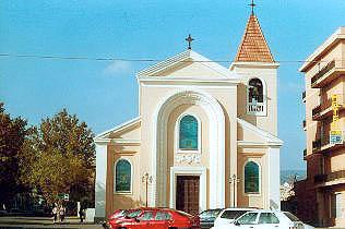 Foto della Chiesa San Nicola di Bari a Marina di Gioiosa Ionica (RC)