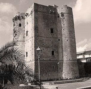 Torre Galea a Marina di Gioiosa Ionica