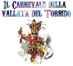 Logo Pro Loco Carnevale della valle del Torbido Pro Loco Per Gioiosa Marina