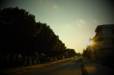Foto del Parco Verde a Marina di Gioiosa Ionica (RC) viale ex calabro lucana
