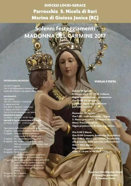 festa-della-madonna-del-carmine-2017-programma-religioso-prolocopergioiosamarina