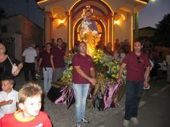 Processione di San Giuseppe in contrada Camocelli superiore a Marina di Gioiosa Ionica 1