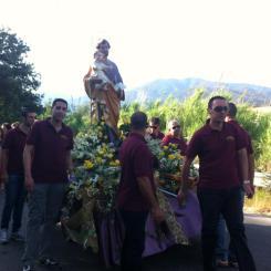 Processione di San Giuseppe in contrada Camocelli superiore a Marina di Gioiosa Ionica 3