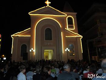 Festa patronale di San Nicola di Bari Marina di Gioiosa Ionica 1