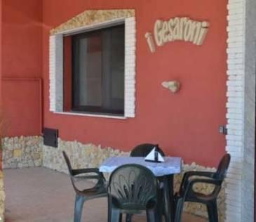 Esterni Pizzeria I Gesaroni a Marina di Gioiosa Ionica