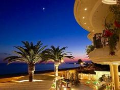Esterni Hotel Ristorante Sabbia d'oro a Marina di Gioiosa Ionica 1