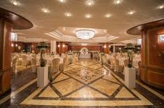 Interni dell' Hotel Ristorante Sabbia d'oro a Marina di Gioiosa Ionica 2