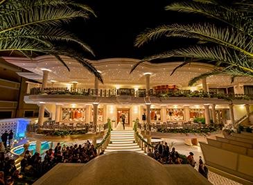 Esterni Hotel Ristorante Sabbia d'oro a Marina di Gioiosa Ionica 4