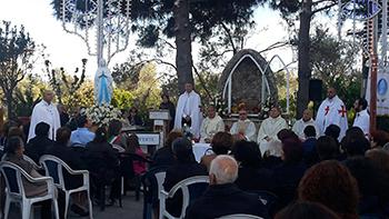 Messa Madonna della Strada festa patronale Marina di Gioiosa Ionica