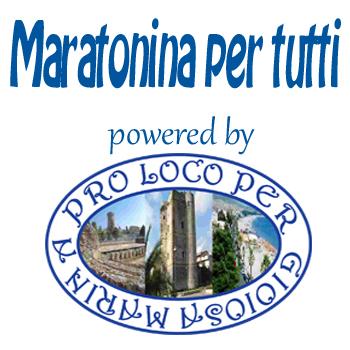 Logo sito Maratonina per tutti Pro Loco Per Gioiosa Marina Marina di Gioiosa Ionica
