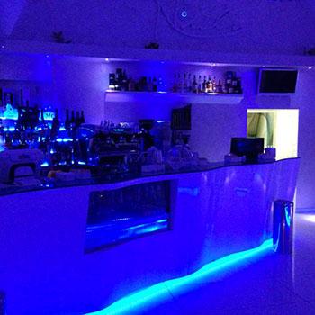 Interni Bar Gelaterie N'ice di Marina di Gioiosa Ionica