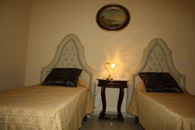 Camere del bed & breakfast b&b Torre dei Saraceni a Marina di Gioiosa Ionica