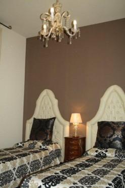 Camera doppia del bed & breakfast b&b Torre dei Saraceni a Marina di Gioiosa Ionica