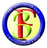 Logo Bar e stazione di servizio Tre Effe Center a Marina di Gioiosa Ionica