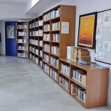 Biblioteca Comunale Mario Pellicano Castagna di Marina Di Gioiosa Ionica entrata