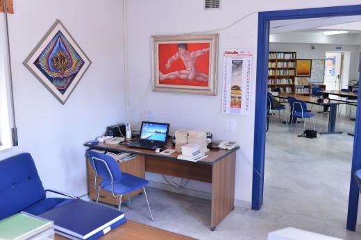 Ufficio Biblioteca Comunale Mario Pellicano Castagna di Marina Di Gioiosa Ionica