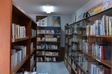 Biblioteca Comunale Mario Pellicano Castagna di Marina Di Gioiosa Ionica zona calabria