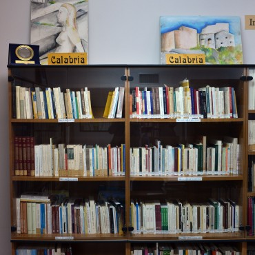 sezione calabria Biblioteca Comunale Mario Pellicano Castagna di Marina Di Gioiosa Ionica
