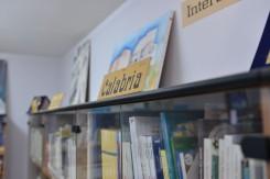 Biblioteca Comunale Mario Pellicano Castagna di Marina Di Gioiosa Ionica sezione calabria targa
