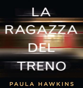 Biblioteca Comunale Mario Pellicano Castagna di Marina Di Gioiosa Ionica copertina de la ragazza del treno di Hawkins