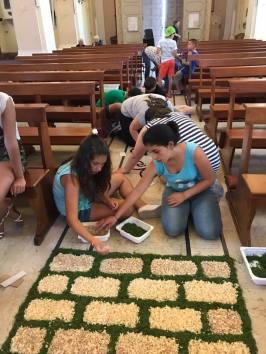 Infiorata-Oratorio-SanNicola-MarinadiGioiosa-Ionica-ProLocoPerGioiosaMarina (9)