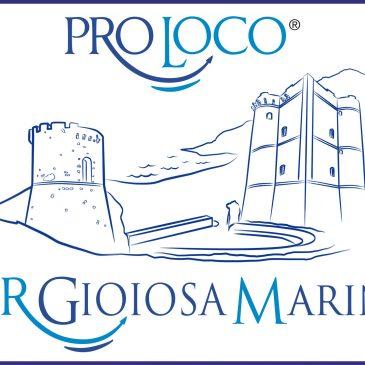 Il nuovo logo della Pro Loco Per Gioiosa Marina