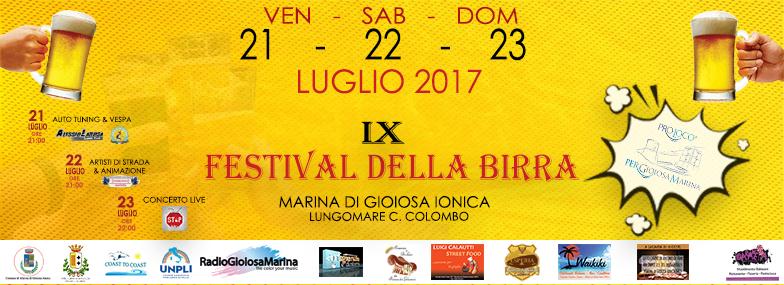 img copertina evento facebook ix festival della birra marina di gioiosa ionica pro loco per gioiosa marina